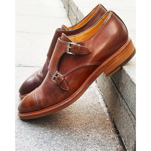 Lidfort Double Monkstrap Shoes