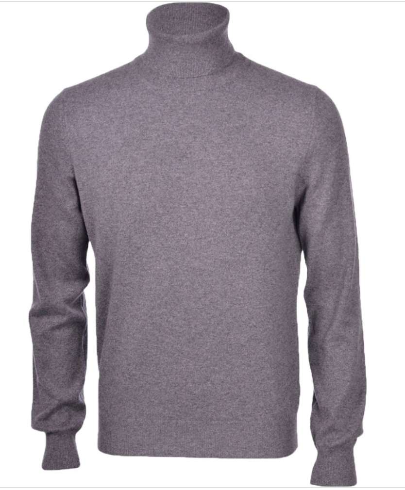 Nicolas Private Label Wool Turtleneck
