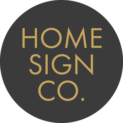 Home Sign Co.