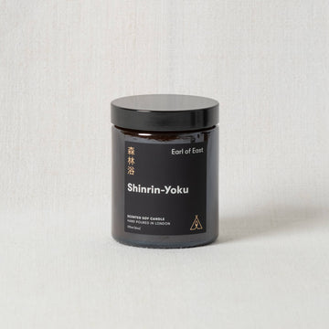 Earl of East Shinrin-Yoku Soy Wax candle | Objects and Finds