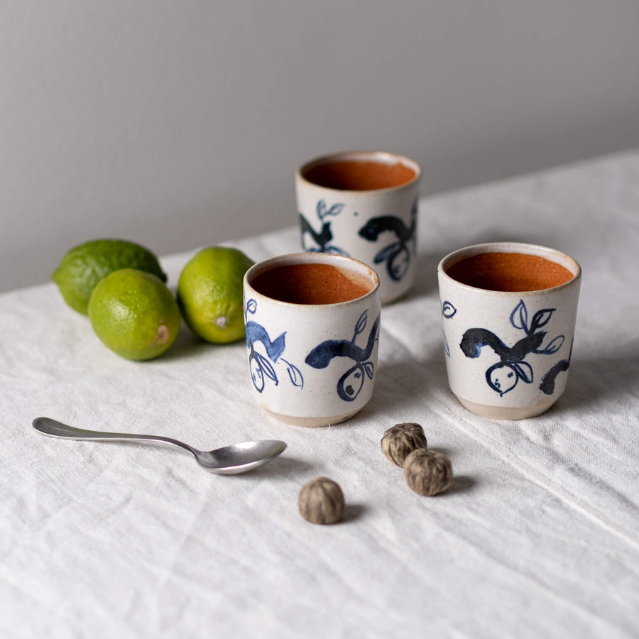 Ella Bua-In Lime Tree Tea Tumbler