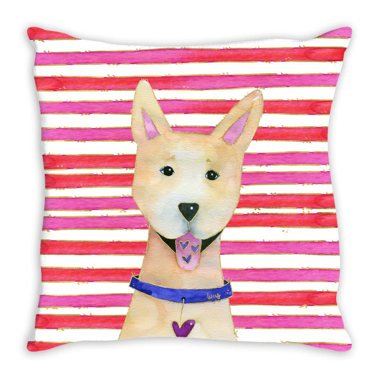 Lucy Double Sided Pillow