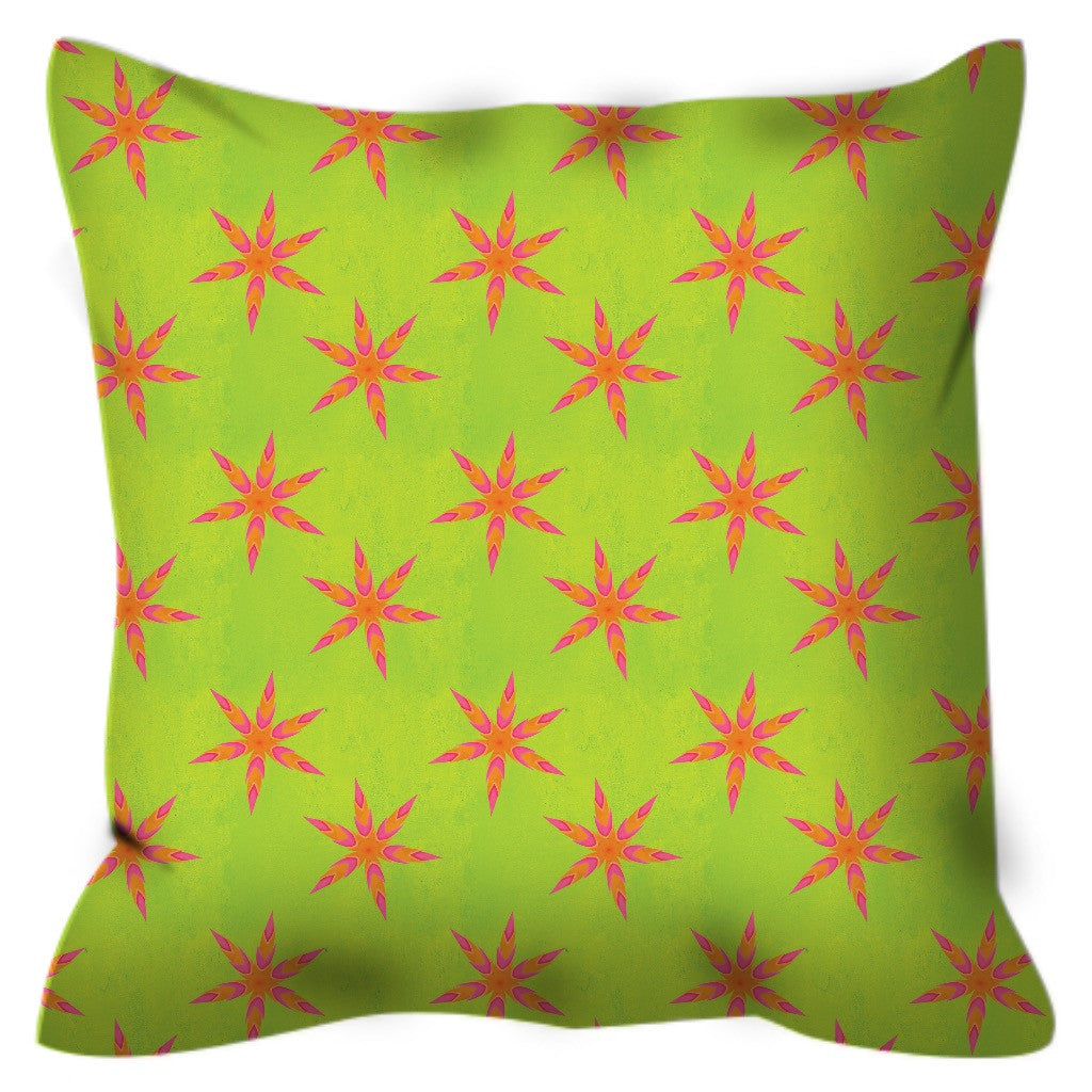 Stars From Gaia Outdoor Pillow
