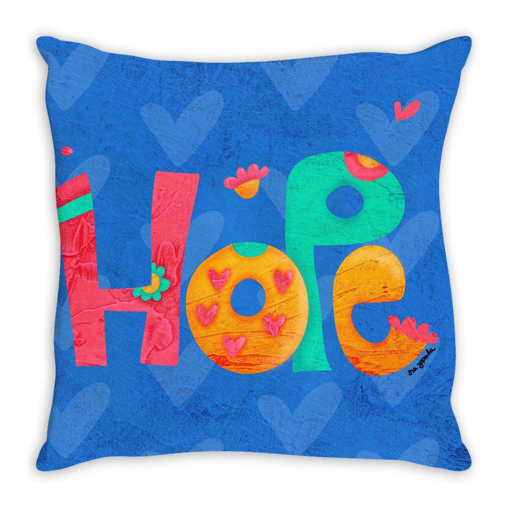 Hope Double Sided Pillow