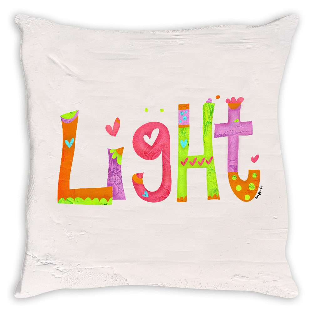 Light Double Sided Pillow
