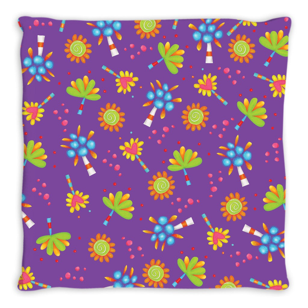 Tropical Garde Double Sided Pillow