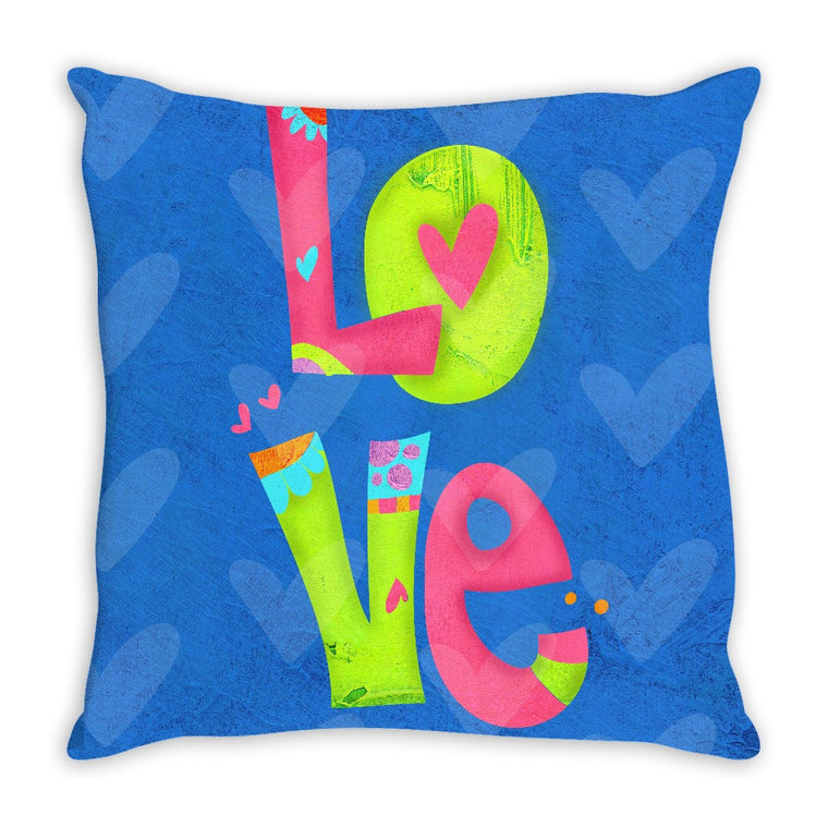 Love Double Sided Pillow