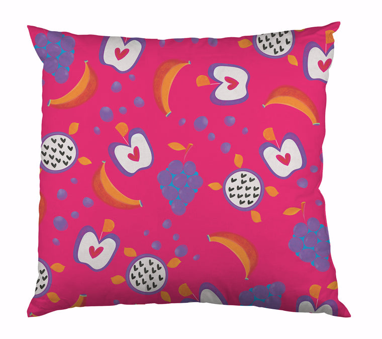 Fruits From Heaven Outdoor Pillow