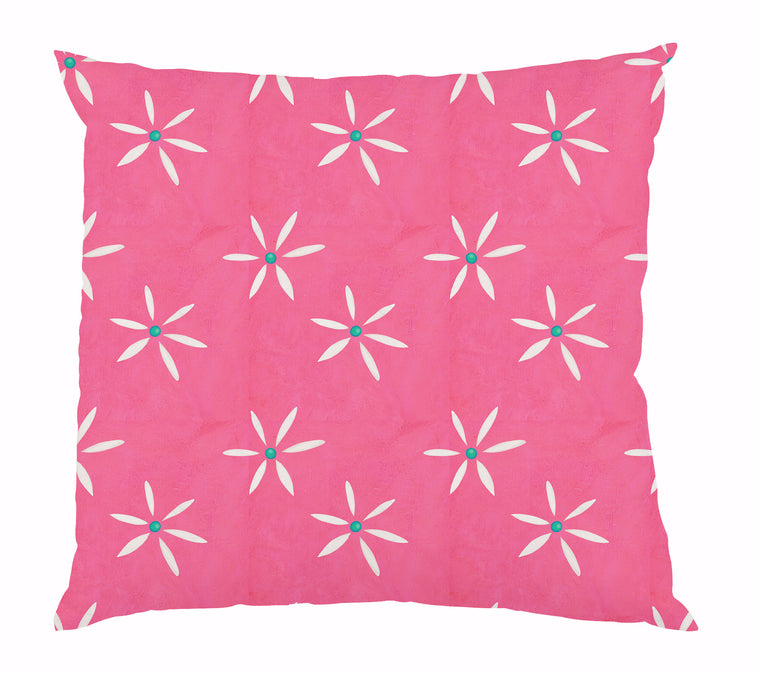 Morning Bliss Double Sided Pillow