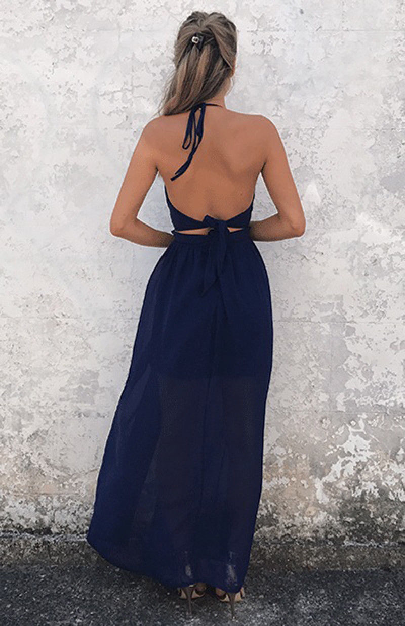 Maxi Casual Ladies Beach Dress
