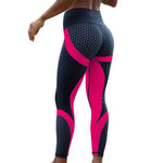 Load image into Gallery viewer, High Waist Mesh Leggings
