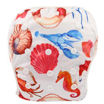 Load image into Gallery viewer, Baby Swim Diaper Waterproof.