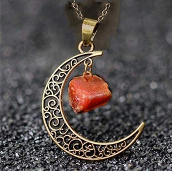 Crescent Moon Necklaces