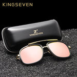 Load image into Gallery viewer, Unisex Retro Aluminum Sunglasses