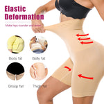Load image into Gallery viewer, Womens High Waist Slimming Tummy Control