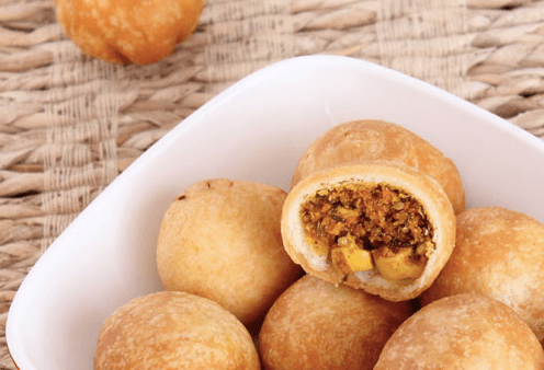 Dry Mini Kachori