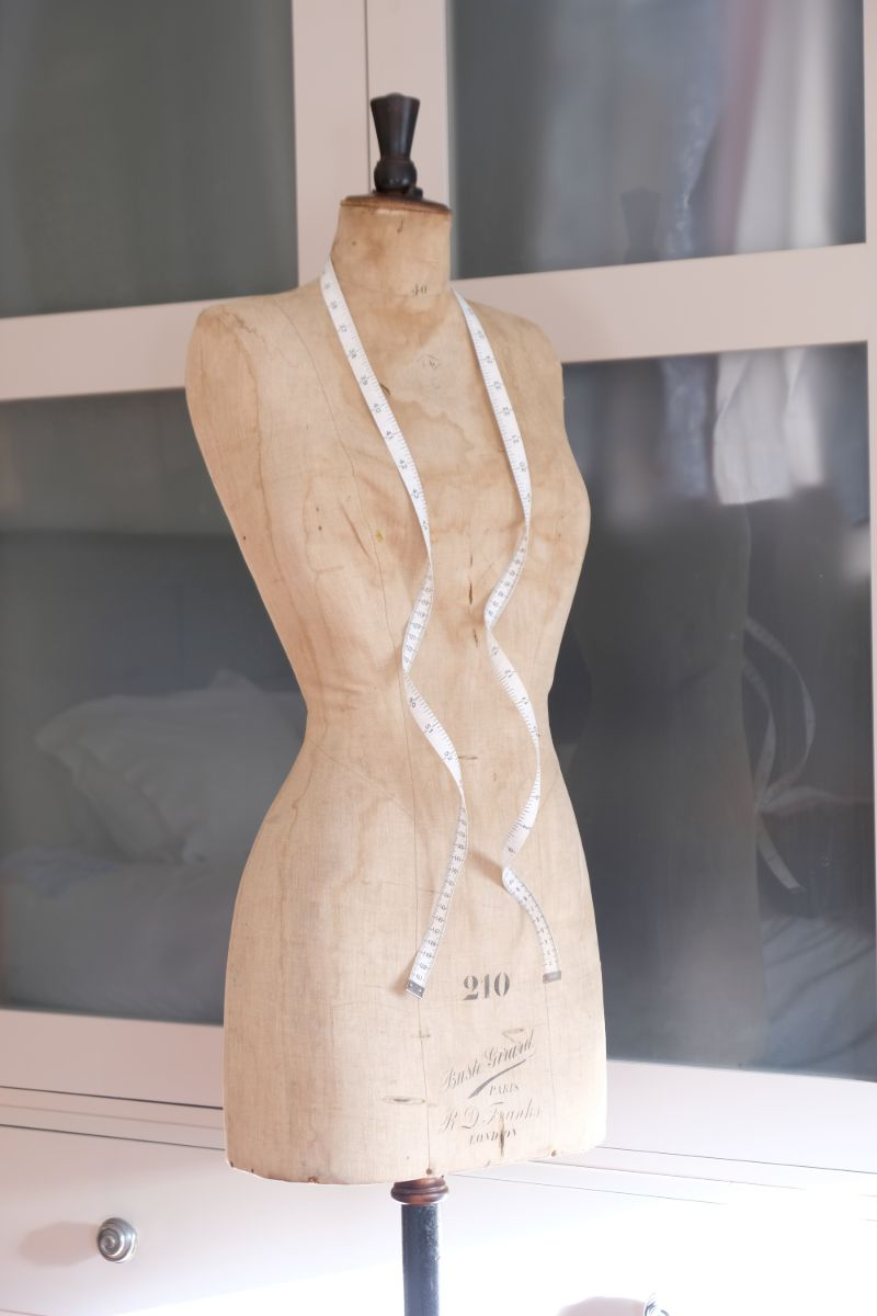 French female mannequin by Buste Girard of Paris