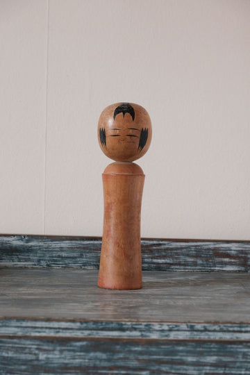 Traditional Vintage Japanese Kokeshi Doll 240mm high (1196c)