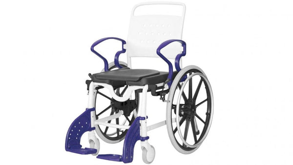 Ausnew Home Care Disability Services Rebotec Genf – Self Propelled Shower Commode Wheelchair| NDIS Approved, mount druitt, rooty hill, blacktown, penrith