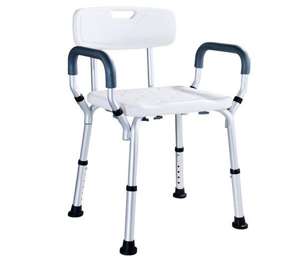 Ausnew Home Care Disability Services Shower chair With Armrests and Detachable Backrest | NDIS Approved, mount druitt, rooty hill, blacktown, penrith
