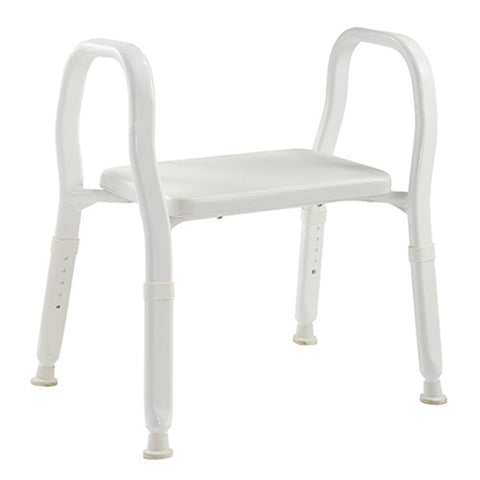 Ausnew Home Care Disability Services Bariatric Shower Stool with optional Backrest | NDIS Approved, mount druitt, rooty hill, blacktown, penrith