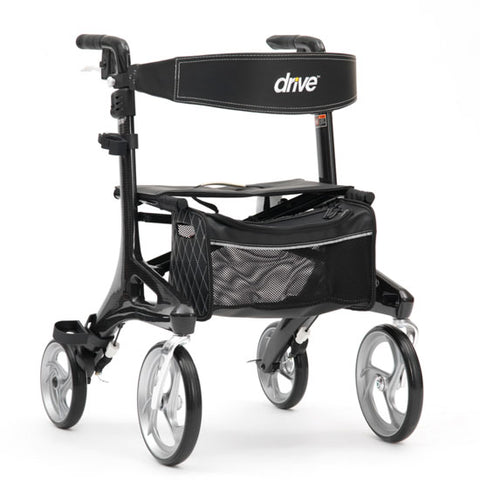 Ausnew Home Care Disability Services Carbon Fibre Nitro Elite Super Light Weight Seat Walker| NDIS Approved, mount druitt, rooty hill, blacktown, penrith