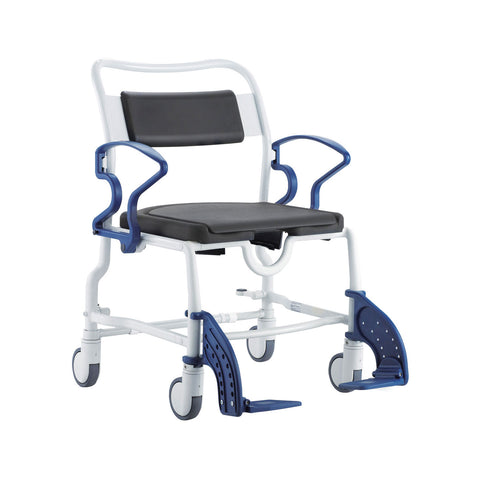 Ausnew Home Care Disability Services Rebotec Dallas – Wide Bariatric Shower Commode Chair| NDIS Approved, mount druitt, rooty hill, blacktown, penrith
