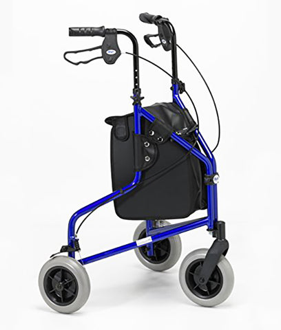 Ausnew Home Care Disability Services Days 240L Lightweight Aluminium Folding 3 Wheel Tri Walker | NDIS Approved, mount druitt, rooty hill, blacktown, penrith