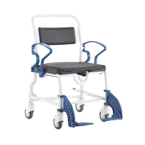 Ausnew Home Care Disability Services Rebotec Denver – Bariatric Shower Commode Chair| NDIS Approved, mount druitt, rooty hill, blacktown, penrith