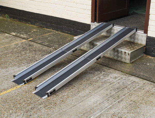 Ausnew Home Care Disability Services Telescopic Channel Wheelchair Ramps | NDIS Approved, mount druitt, rooty hill, blacktown, penrith