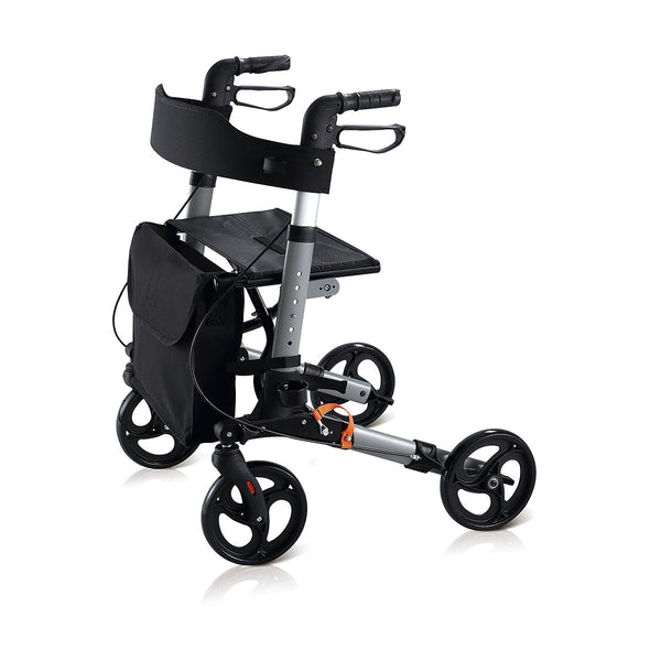 Ausnew Home Care Disability Services Euro Walker – 4 Wheeled Rollator Walker | NDIS Approved, mount druitt, rooty hill, blacktown, penrith