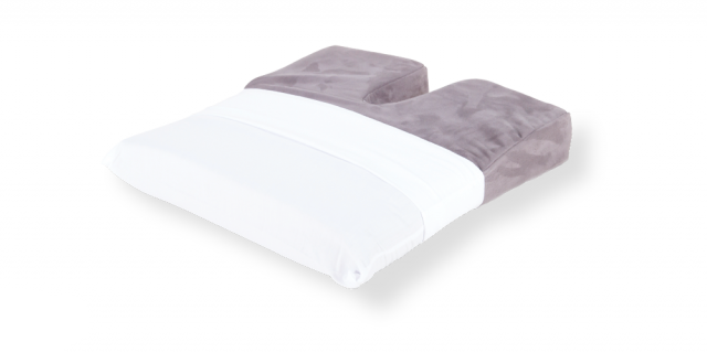 Ausnew Home Care Disability Services DRAFT Coccyx Diffuser Cushion Poly/Cotton Slip - White | NDIS Approved, mount druitt, rooty hill, blacktown, penrith