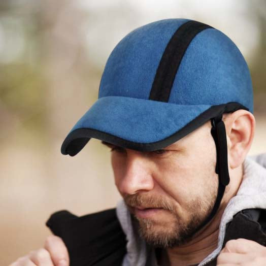 Ausnew Home Care Disability Services Soft Padded Head Protector Baseball Cap | NDIS Approved, mount druitt, rooty hill, blacktown, penrith