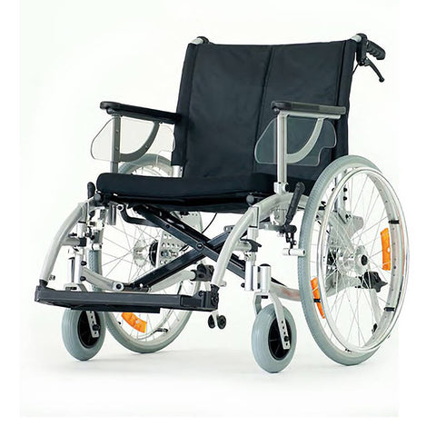 Phoenix Self Propel Bariatric Wheelchair 62-65cm | NDIS Approved, mount druitt, rooty hill, blacktown, penrith