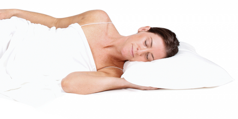 Thera-med Traction Pillow - Gently Relieves Neck and Shoulder Pressure