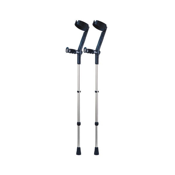 Ausnew Home Care Disability Services Rebotec Safe-In-Soft – Forearm Crutches with Cuff & Hinge| NDIS Approved, mount druitt, rooty hill, blacktown, penrith