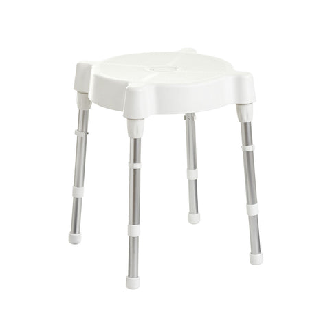 Ausnew Homecare Disability Services Rebotec Verona – Round Shower Stool | NDIS Approved, mount druitt, rooty hill, blacktown, penrith