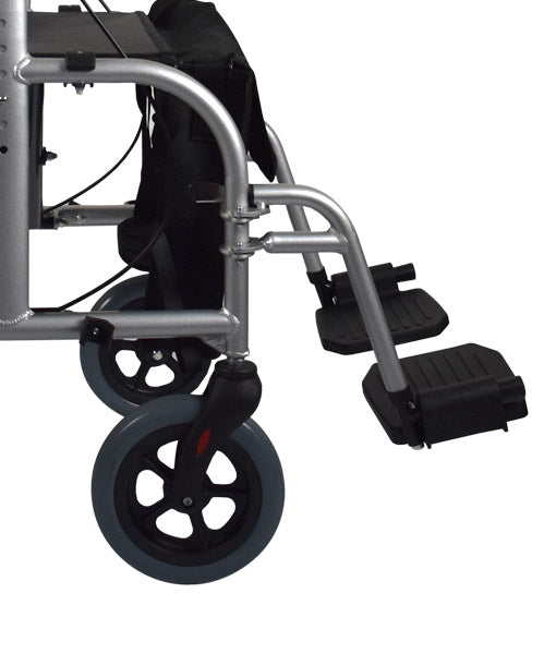 Ausnew Home Care Disability Services Hero Wheelchair/Rollator – FUSION 2 IN 1 | NDIS Approved, mount druitt, rooty hill, blacktown, penrith