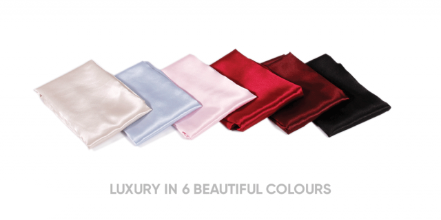 Ausnew Home Care Disability Services Satin Beauty Pillow Slip - Luxurious Soft Satin Pillow Slip | NDIS Approved, mount druitt, rooty hill, blacktown, penrith