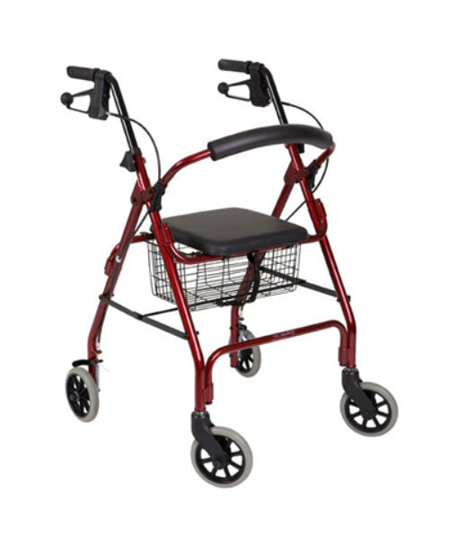 Seat Walker with Basket