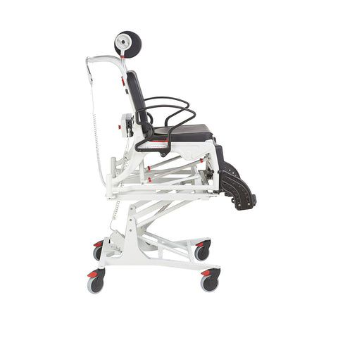 Ausnew Home Care Disability Services Rebotec Phoenix Multi – Tilt-in-Place and Electric Lift Commode Shower Chair | NDIS Approved, mount druitt, rooty hill, blacktown, penrith