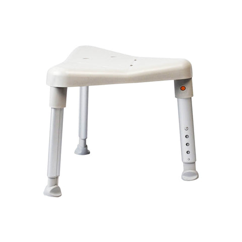 Ausnew Home Care Disability Services Triangular Shower Stool Low | NDIS Approved, mount druitt, rooty hill, blacktown, penrith
