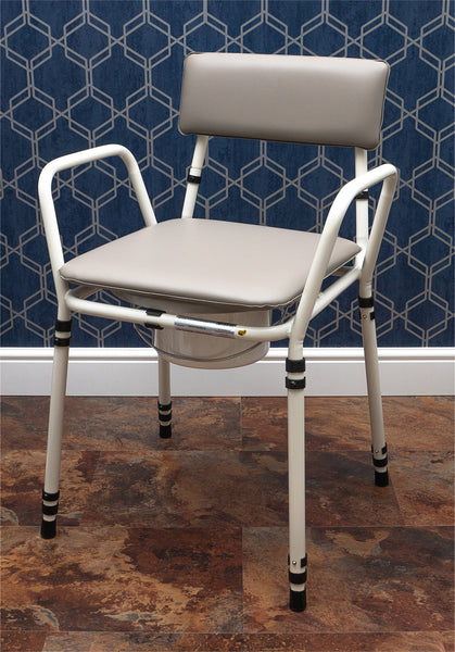 Ausnew Home Care Disability Services Essex Height Adjustable Commode Chair | NDIS Approved, mount druitt, rooty hill, blacktown, penrith
