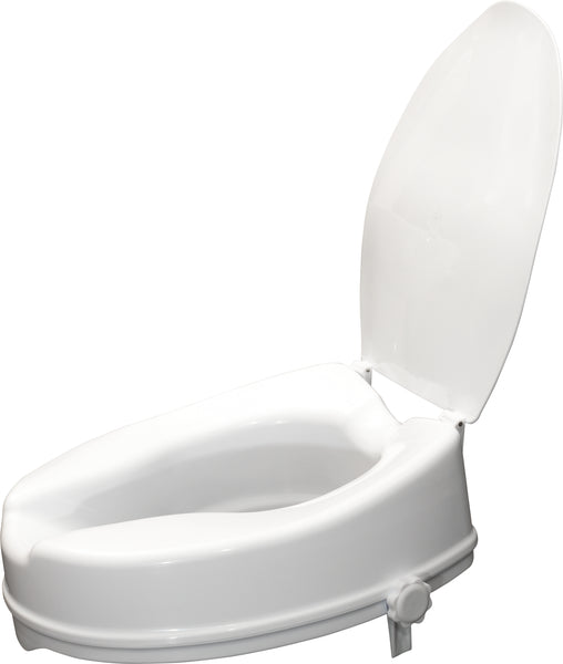 Ausnew Home Care Disability Services The Viscount Raised Toilet Seat | NDIS Approved, mount druitt, rooty hill, blacktown, penrith