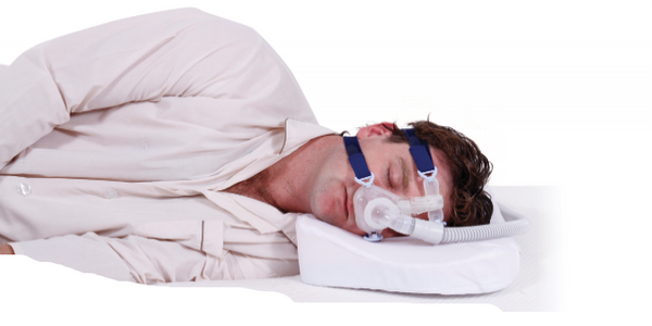 Ausnew Home Care Disability Services EasyBreather - Sleep Apnea Pillow - Designed for use with CPAP mask | NDIS Approved, mount druitt, rooty hill, blacktown, penrith