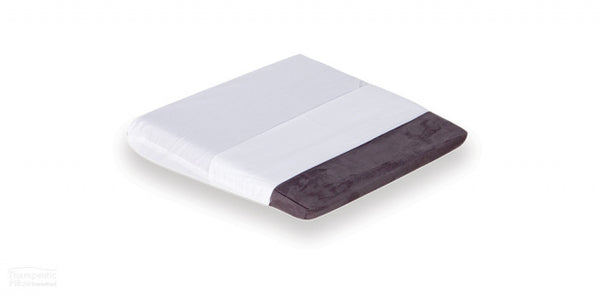 Ausnew Home Care Disability Services Posture Wedge Poly/Cotton Over Slip - White | NDIS Approved, mount druitt, rooty hill, blacktown, penrith
