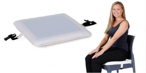 Ausnew Home Care Disability Services MemoGel Chair Cushion - Cooling Gel Memory Foam Seat Cushion | NDIS Approved, mount druitt, rooty hill, blacktown, penrith