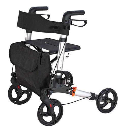 Ausnew Home Care Disability Services Foldable X Frame Rollator | NDIS Approved, mount druitt, rooty hill, blacktown, penrith