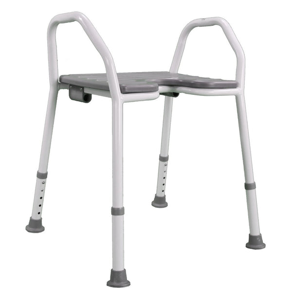 Ausnew Home Care Disability Services Shower Stool with Padded Seat | NDIS Approved, mount druitt, rooty hill, blacktown, penrith