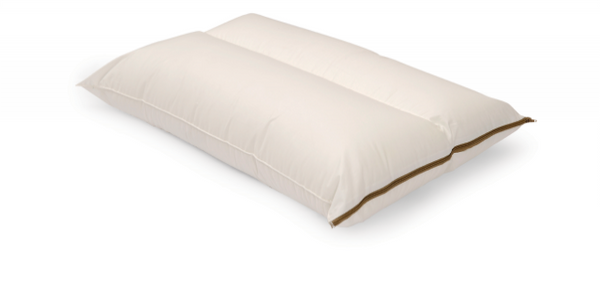 Ausnew Home Care Disability Services Sleepezy 2 Zone Pillow Adjustable Pillow 3 Fill Options - Poly, Latex Flake or Down | NDIS Approved, mount druitt, rooty hill, blacktown, penrith